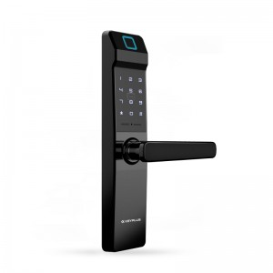 NF21A/NC21 Smart Slim Zinc Alloy Password Card Fingerprint Remote Control