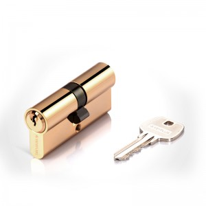 Cylinder And Key/S Keyway Cylinders