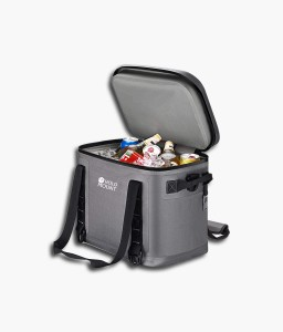 Insulated Cooler Leakproof Soft Cooler Bag Men Women to Picnic, Hiking, Fishing, Camping