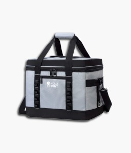 Family Size Roomy Collapsible Cooler Bag for Outside Beach Picnics