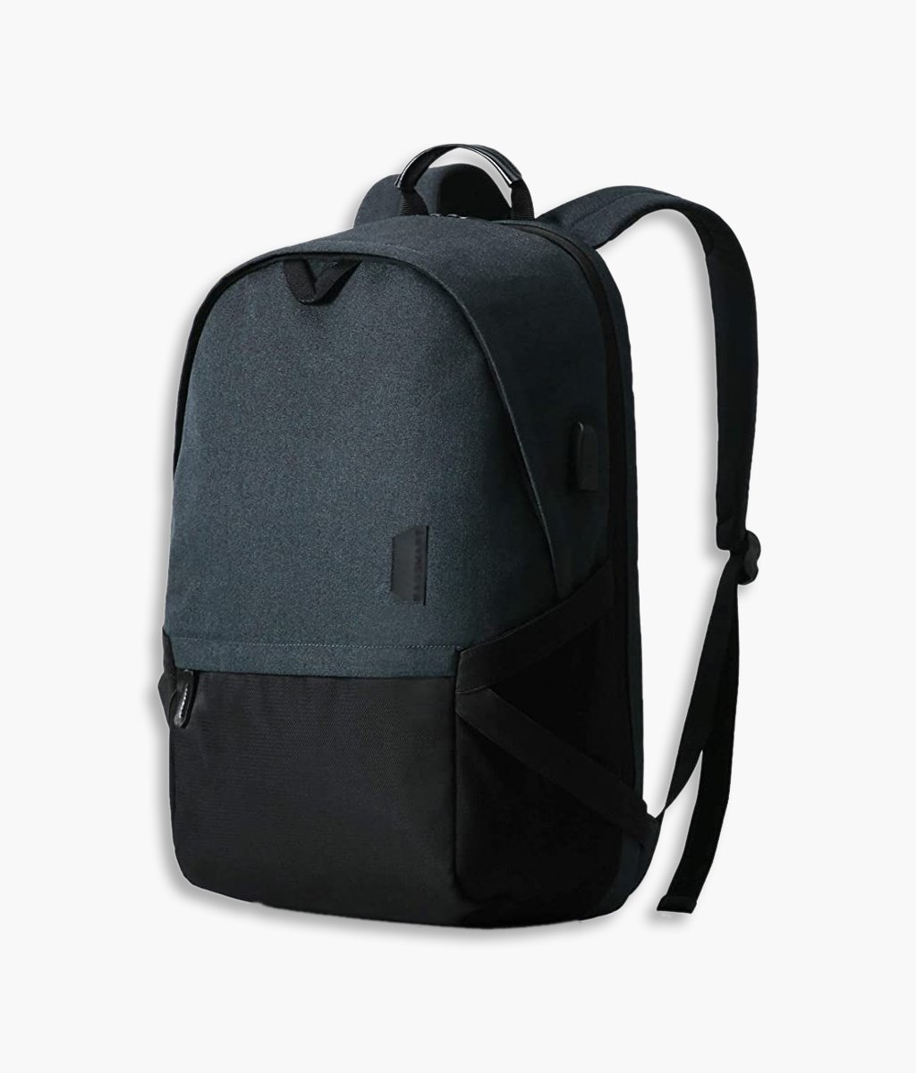 Travel Backpack with USB Charging Port
