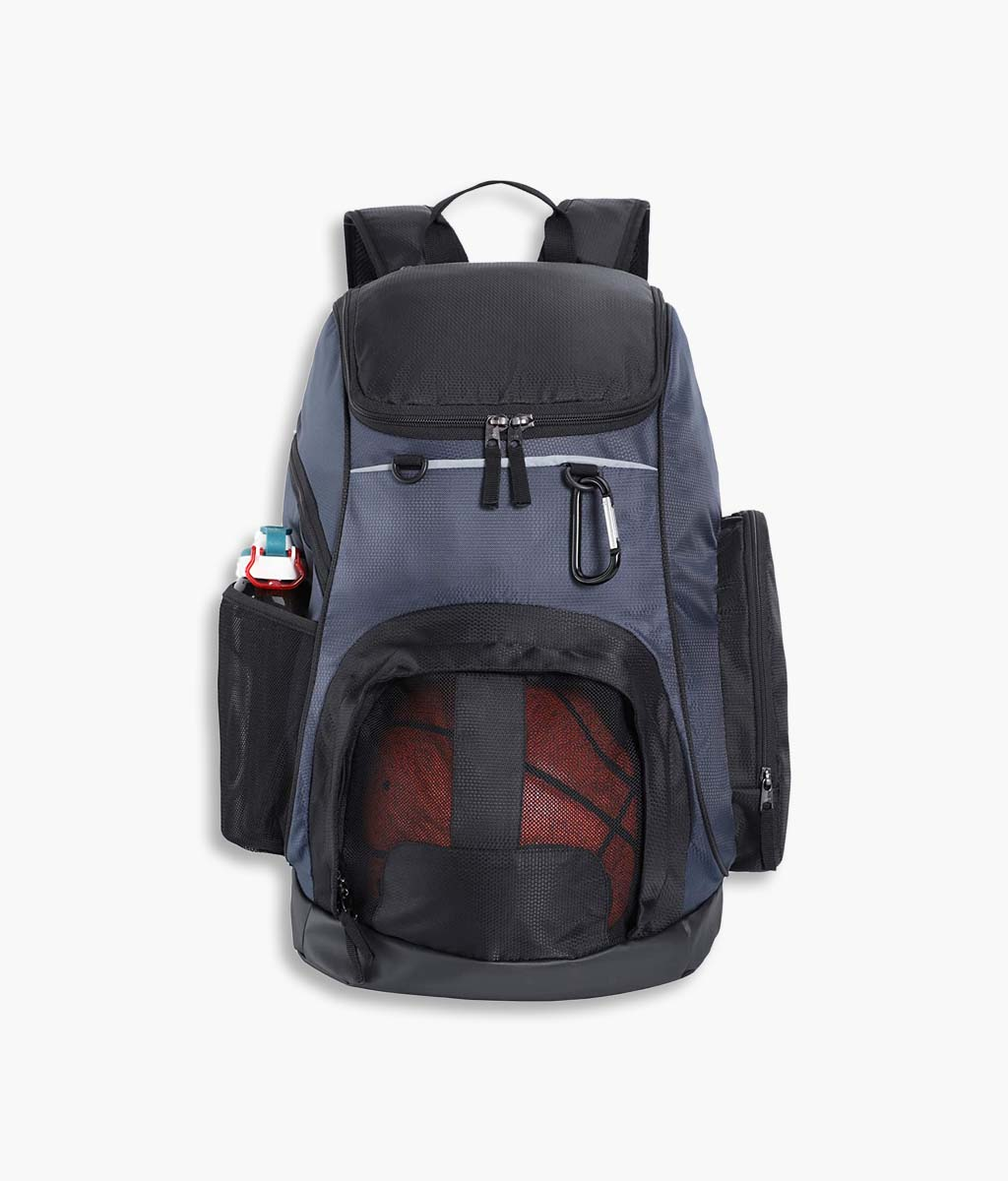 Sports Backpack with Basketball Compartment