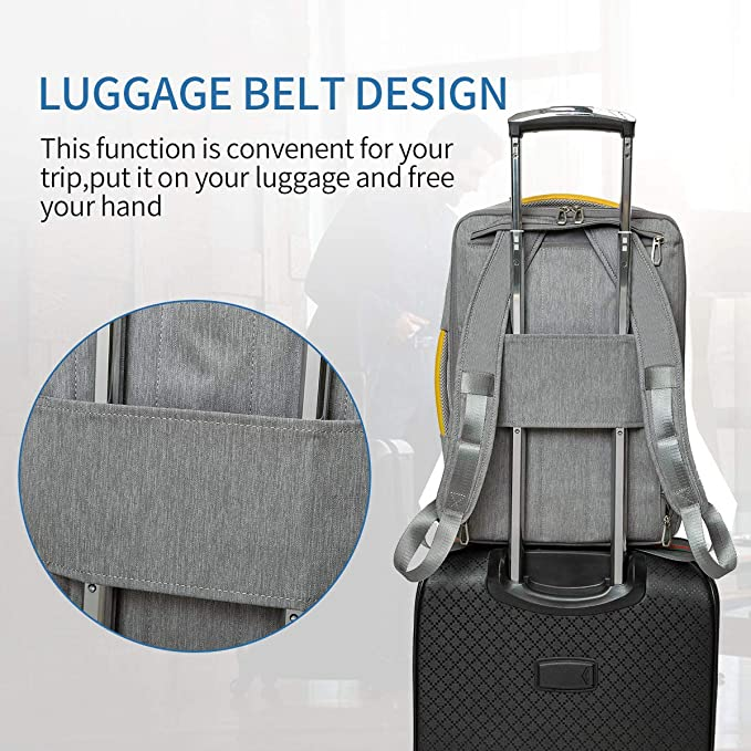 Backpack Briefcase Messenger Bag