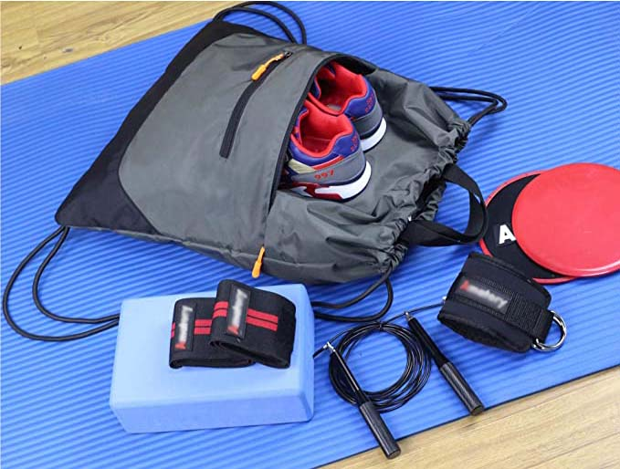 Drawstring Gym Sports Backpack