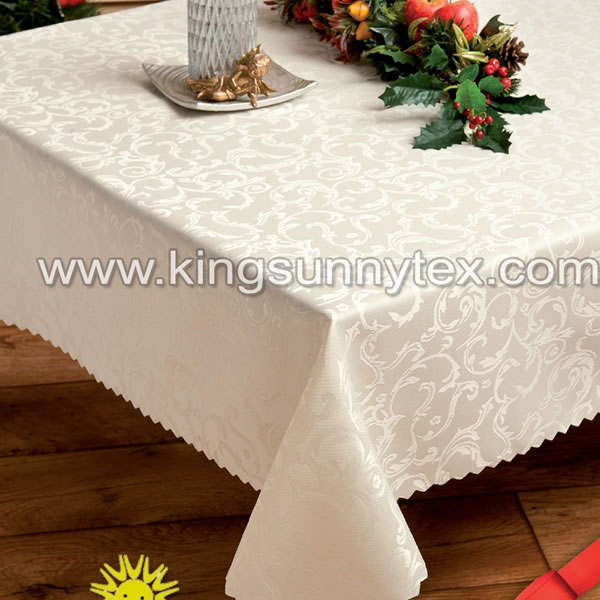 Dobby Table Cloth Featured Image