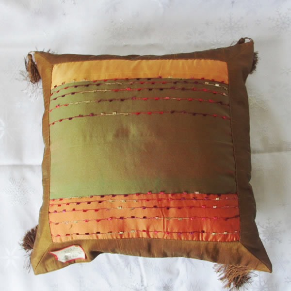 Jacquard Cushion Cover For Decorative
