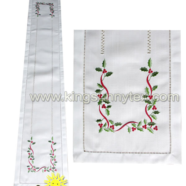 Christmas Table Runner Design-1