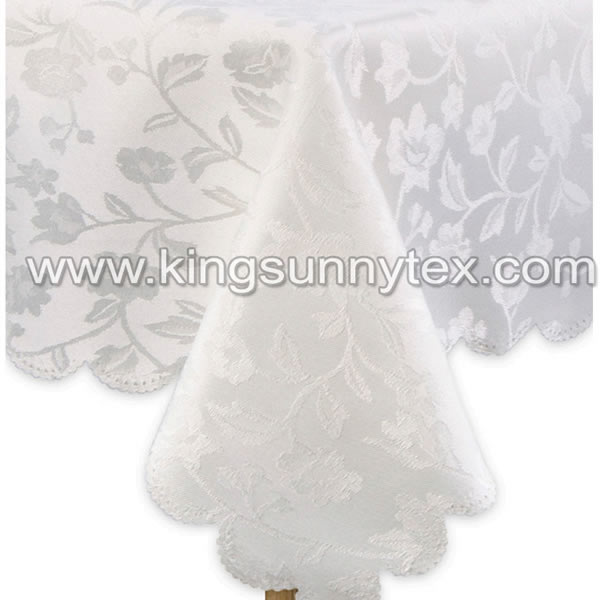 Polyester Tablecloth Stain Resistant