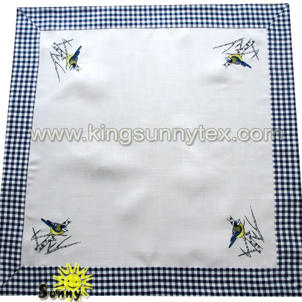 Embroider Table Cloth For Picnic Featured Image