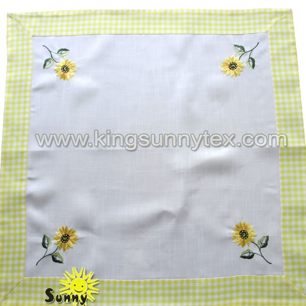 Polyester Visa Tablecloths For Dining Decoration