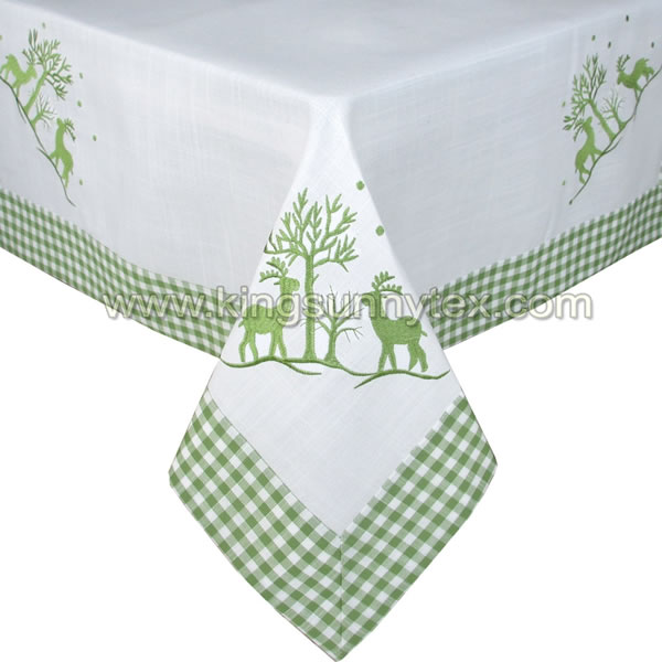 The Spring Of 2018 Design-3 In Tablecloth