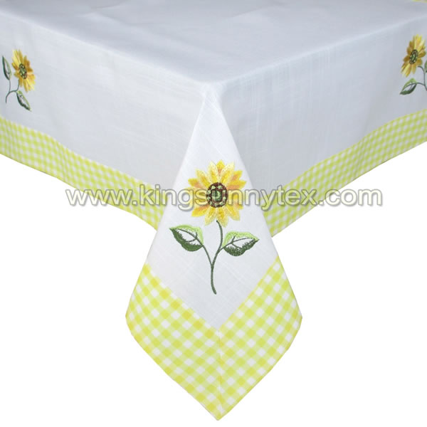The Spring Of 2018 Design-4 In Tablecloth