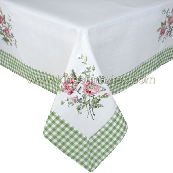The Spring Of 2018 Design-10 In Tablecloth