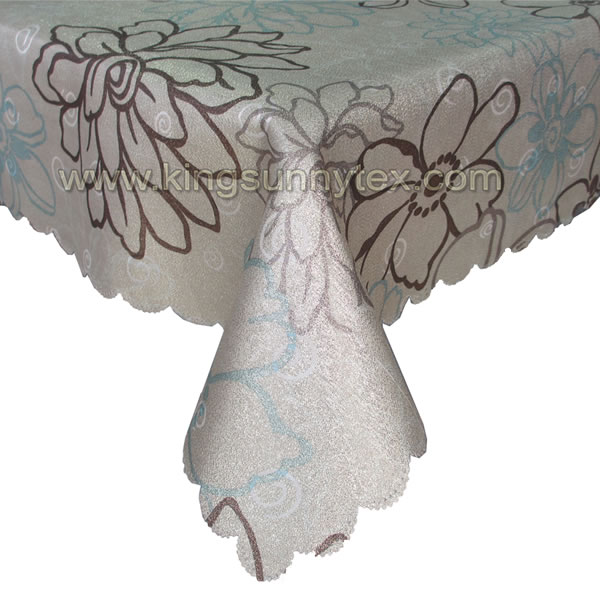 Spring Printing Series Tablecloths-4