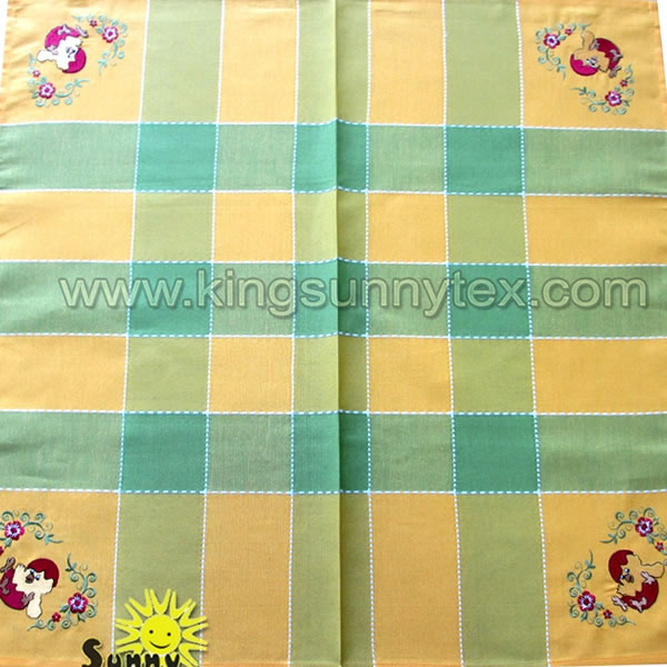 Happy Easter Tablecloth Decoration Design-1