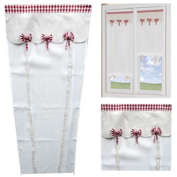 red bow curtain for living roon WHL 2133 Featured Image