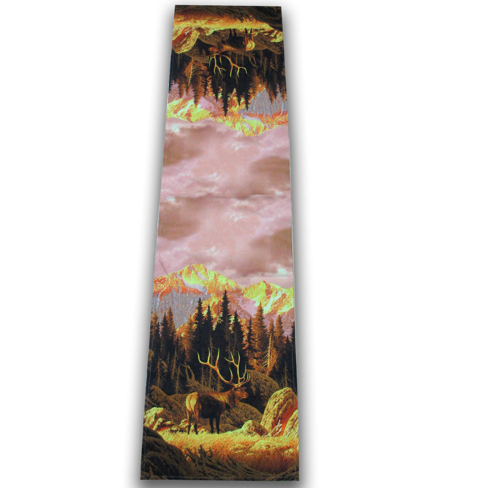 Forest  designs-2 for Fall 2019 TABLE RUNNER