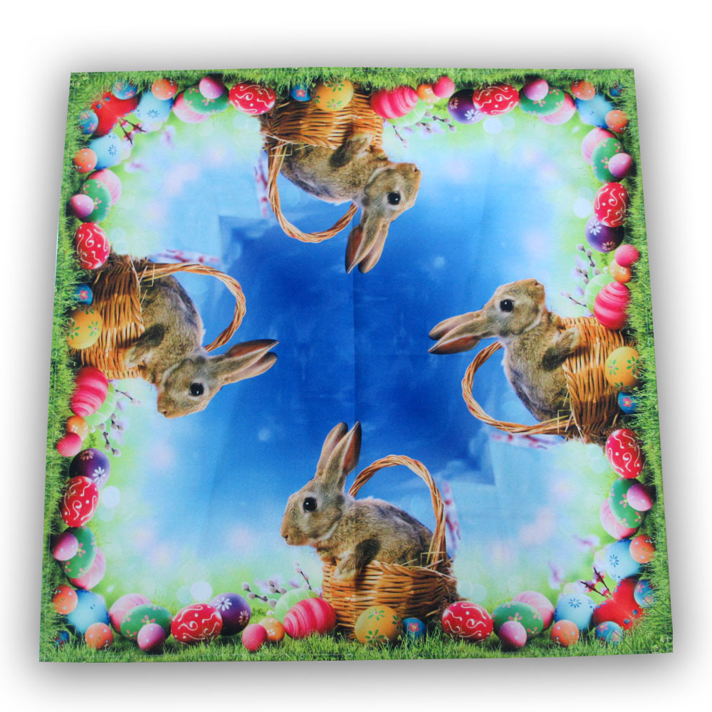 Easter Designs-1 for 2019 TABLECLOTH