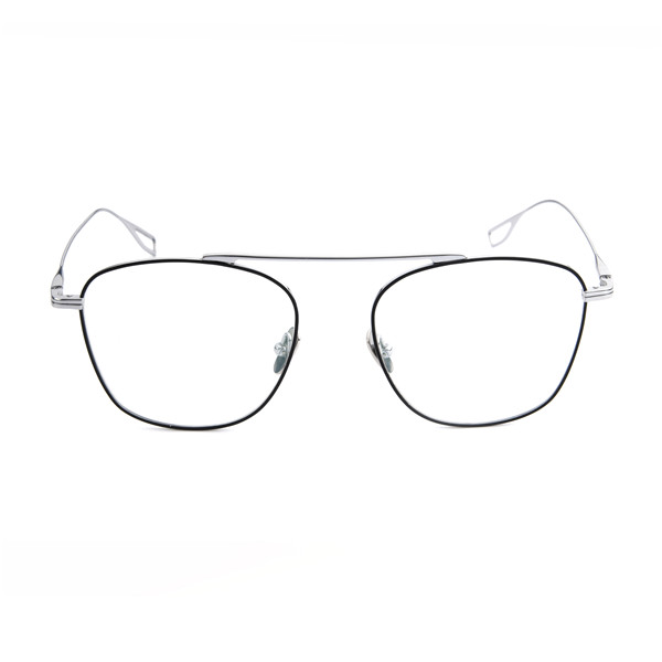 Good Quality Optical Frame – Fashion Designers Metal Wholesale Pure Titanium Eyeglass Frames #89154T – Optical