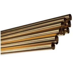 High Precision and Free Cutting Beryllium Copper Tube-C17300