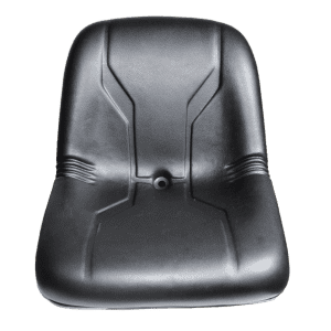 YY61 Garden machinery lawn mower seat with draining hole