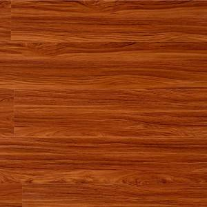 Durable wear-resisting indoor interlocking click plastic flooring tile