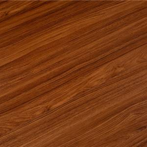 Custom thickness waterproof wood look indoor vinyl plank flooring