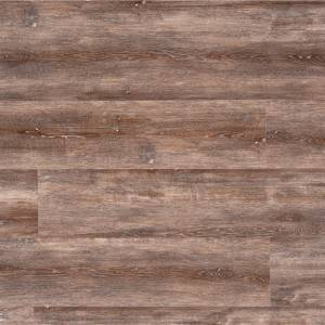 PVC material vinyl floor wooden floor tile for home