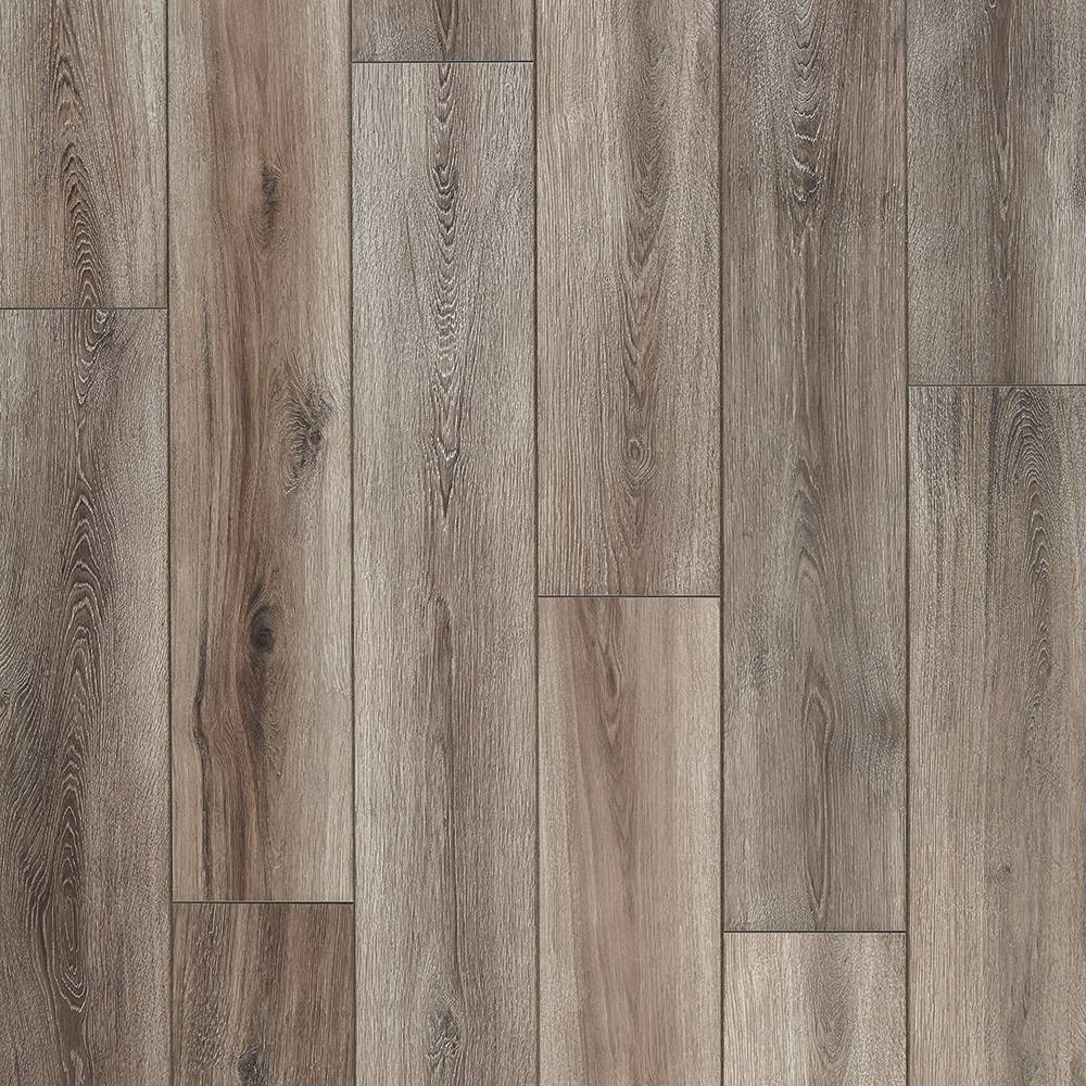 Eco-Friendly Non-Slip 5mm Plastic Wood SPC vinyl tile flooring