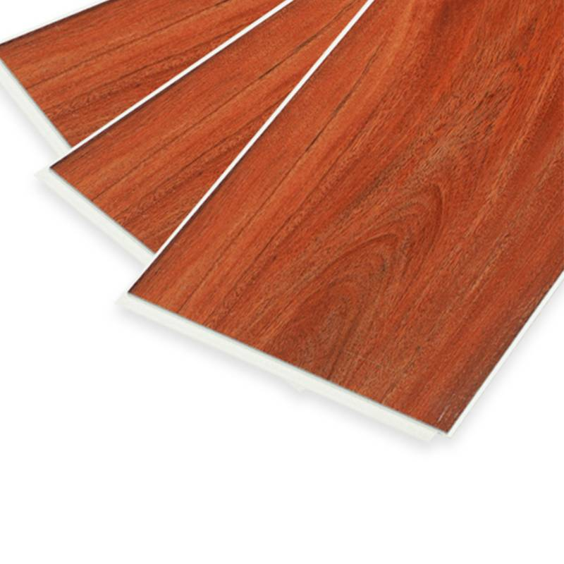 Eco Friendly 6mm/7mm/8mm wood look click lock luxury vinyl plank flooring