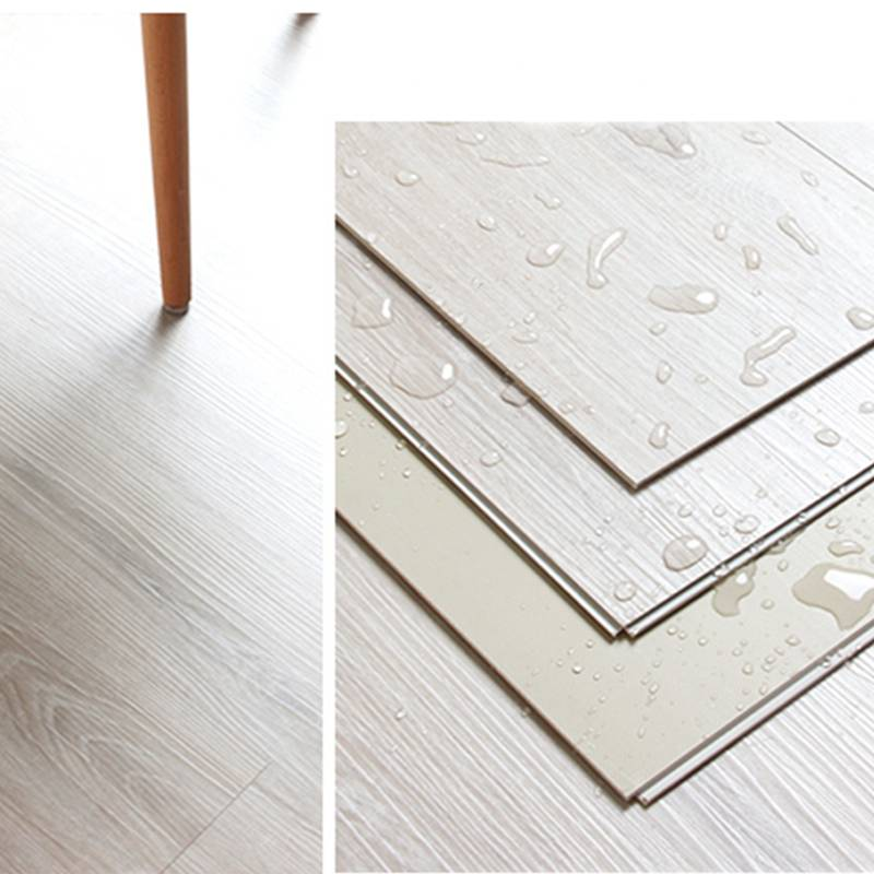 2018 new waterproof wood marble look PVC flooring plank vinyl floor tiles