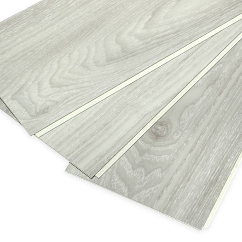 Custom wear resistant darker gray color pvc interlocking floor tiles