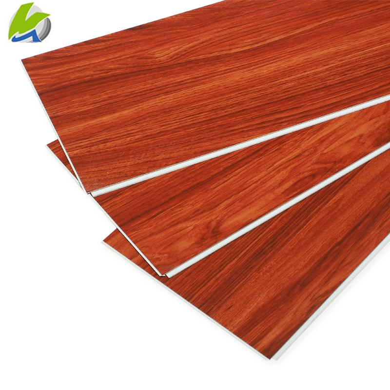 OEM 4mm Plastic vinyl plank tile spc vinyl bathroom floor tile