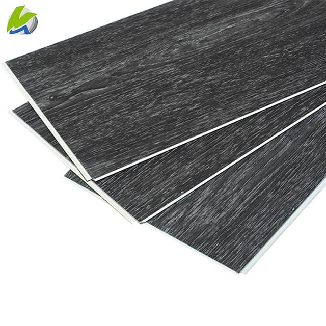 Free sample best quality high gloss luxury waterproof pvc vinyl flooring planks