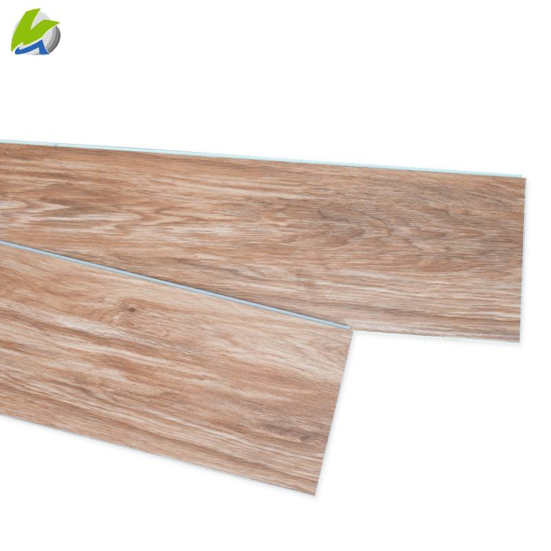 Construction materials real estate SPC plastic flooring for home decoration
