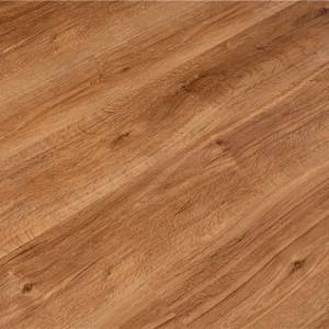 Click lock wood look effect PVC vinyl flooring manufacturers