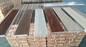 Waterproof SPC Vinyl Flooring China