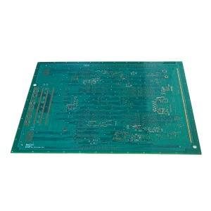 fast multilayer High Tg Board with immersion gold for modem