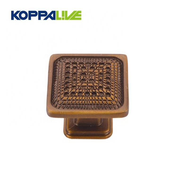 KOPPALIVE newly custom size bedroom furniture hardware funky zinc alloy cabinet drawer pulls knob