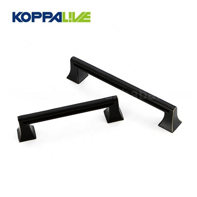 KOPPALIVE Chinese Hardware Cabinet Zinc Alloy Cupboard Drawer Antique Pull Handle for Wooden Furniture