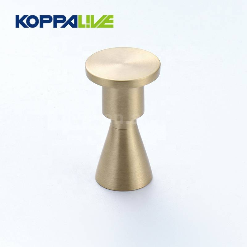 Bedroom Luxury Wholesale Solid Brass Coat Hook Wall Hanger Hardware Decorative Copper Wall Mount Clothes Hook