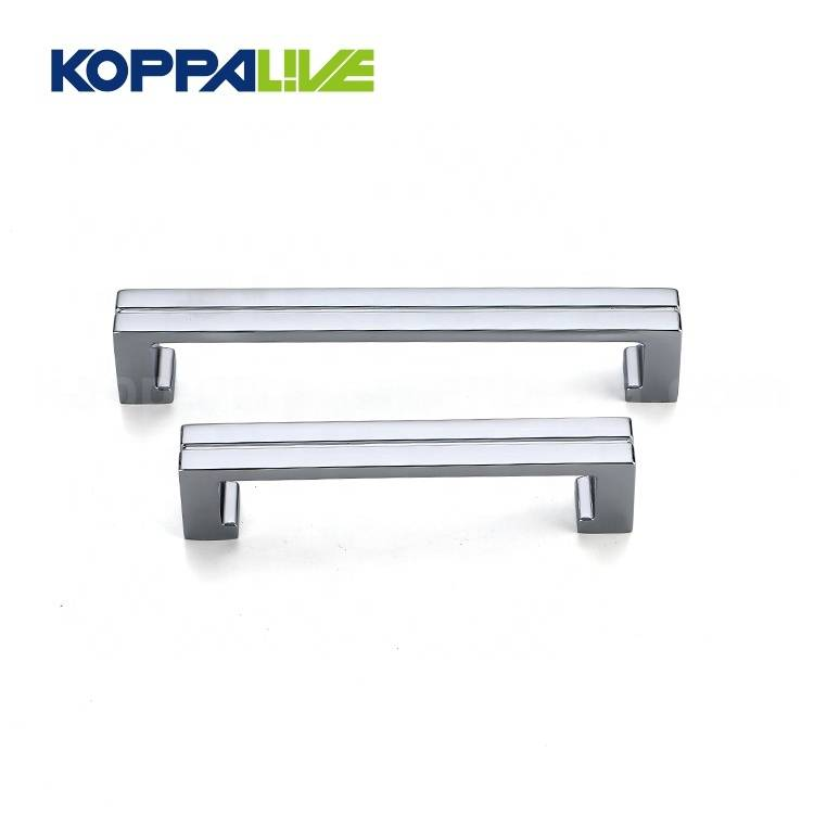 Zinc Alloy Hardware Materials Cabinet Accessories Drawer Kitchen Supplies Furniture Handles