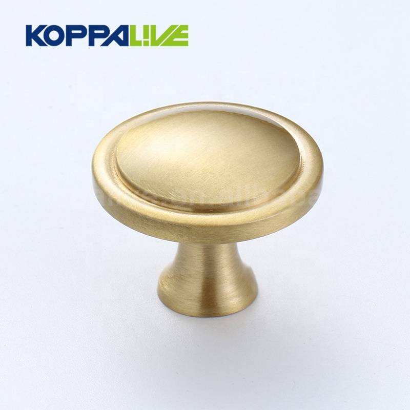 Hot Sale for Brass Centre Door Knob - Top Quality Cheap Custom Single Hole Furniture Cabinet Hardware Drawer Mushroom Round Pulls Knob – Zhangshiwujin