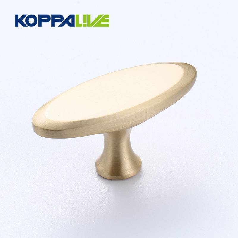 Koppalive Newly Designed Brass Anti Corrosion Drawer Knob for Home Furniture