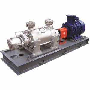 AY Series Centrifugal Oil Pumps