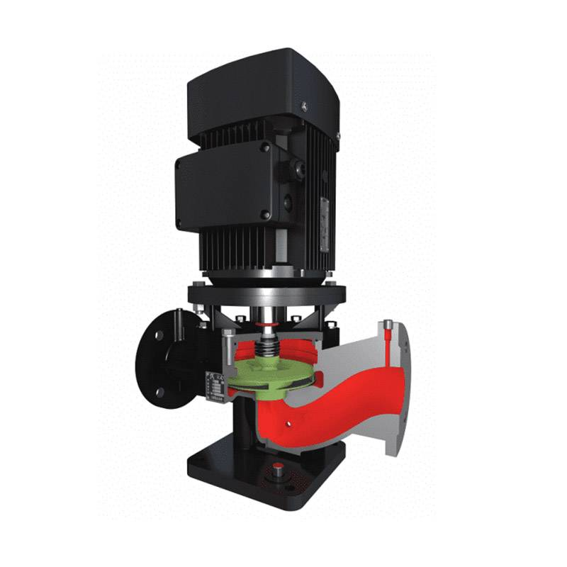 KQL Direct-coupled in-line Single Stage Vertical Centrifugal Pump Featured Image