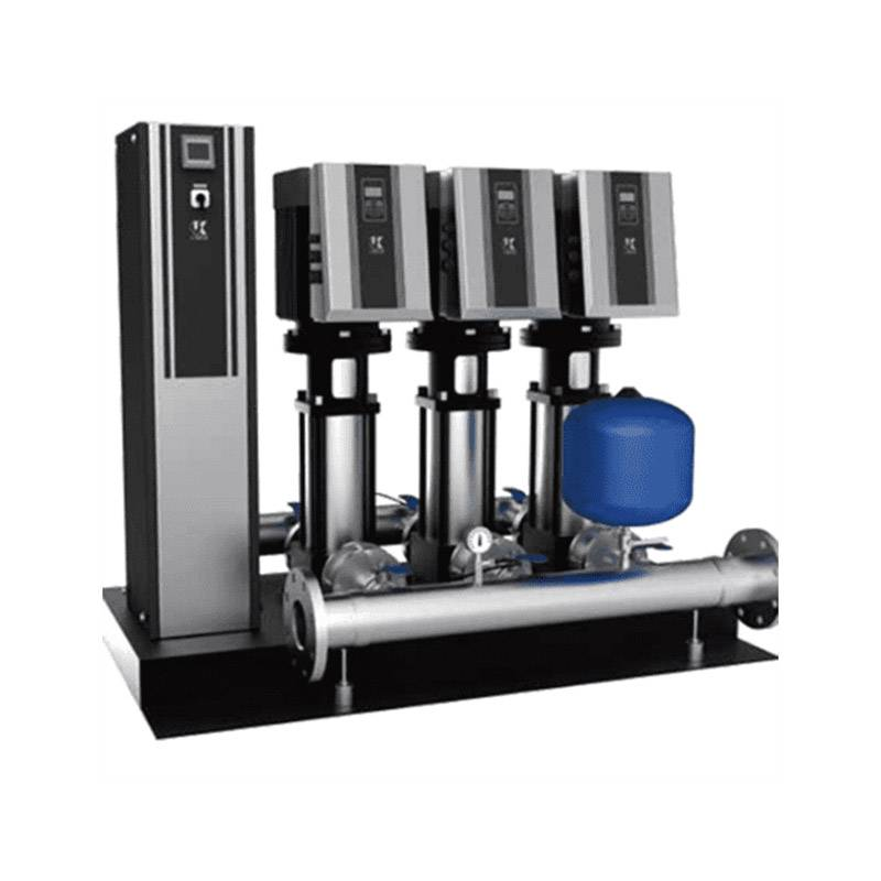 KQGV Water Supplier Equipment (Booster Pump) Featured Image