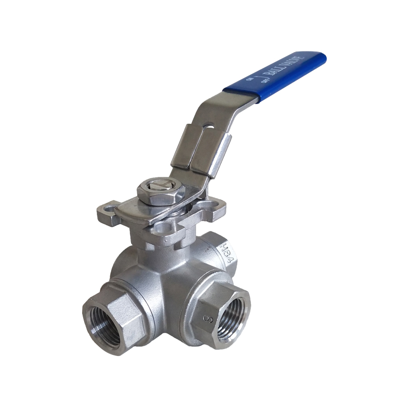 3-way T/L Ball Valve B501M Featured Image
