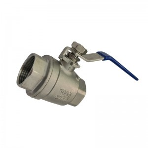2PC Ball Valve Light Type B211