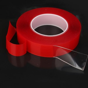 Double Side Reusable Removable Clear Washable Anti-Slip Fix Nano Magic Tape